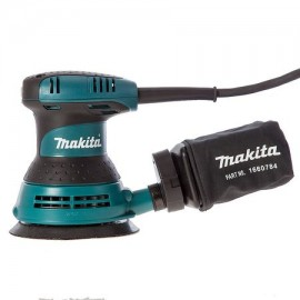 Masina de slefuit (slefuitor) alternativ si orbital MAKITA BO5030, 300W, 24000rpm, 125 mm
