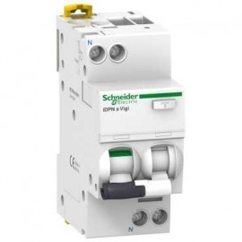 Siguranta automata cu protectie diferentiala iDPNa Vigi 1P+N Curba C  30mA 10A Schneider Electric