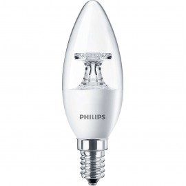 Bec CorePro LED candle ND 5.5-40W E14 827 B35 CL Philips
