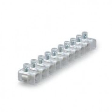 Wire Connector Strip 2,5mmq, Transparent