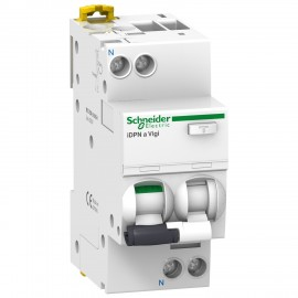 Siguranta automata cu protectie diferentiala IDPNa Vigi 1P+N curba C 30mA 6A Schneider Electric