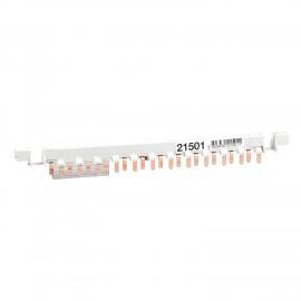 Acti 9 - comb busbar - 1L+N - 9 mm pitch - 12 modules - 80A