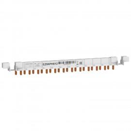 Schneider EZ9XPH612 Easy - Busbar - 1L+N - 9 Mm Pitch - 12 Modules - 63A