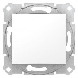 SDN0500121 Schneider Sedna - intermediate switch - 10AX without frame white