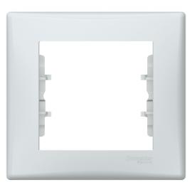Sedna - 1-gang frame - grey