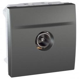 Unica Top/Class MGU3.462.12 - SAT single shield socket - male individual - graph.