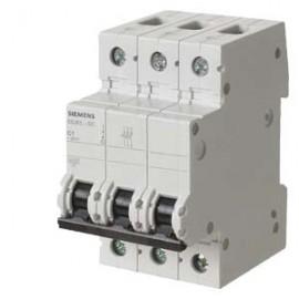 CIRCUIT BREAKER 400V 6KA, 3-POLE, C, 40A, D=70MM Siemens