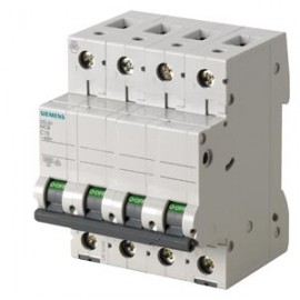 CIRCUIT BREAKER 400V 6KA, 4POLE, C, 32A Siemens