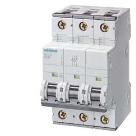 CIRCUIT BREAKER 400V 6KA, 3-POLE, C, 16A, D=70MM Siemens