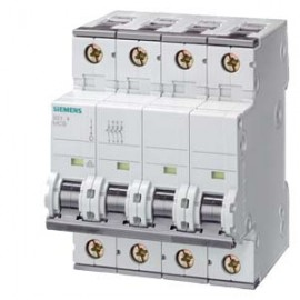 CIRCUIT BREAKER 400V 6KA,3P+N C, 25A, D=70MM Siemens