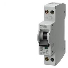 CIRCUIT BREAKER 230V 4.5KA, 1+N-POLE/1MW C 20A, D=70MM Siemens