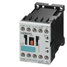 CONTACTOR RELAY, 2NO+2NC, AC 24 V, 50 HZ, SCREW CONNECTION, SIZES00 SIEMENS