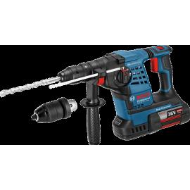 Ciocan rotopercutor cu acumulator Bosch GBH 36 VF-LI Plus Professional
