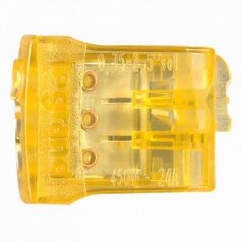 Nylbloc auto borna portocalie 3 conductoare Legrand 034323