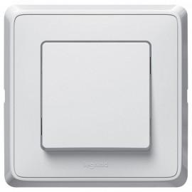 Legrand Cariva 10A Switch 773801, white