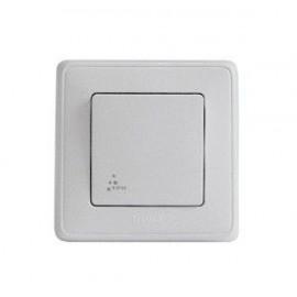 773809 Intrerupator IP44 Legrand Cariva, alb