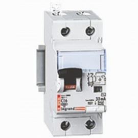 Siguranta automata/ Disjunctor cu potectie diferentiala 1P+N 32A Legrand 007889, 6kA, 30mA, tip AC