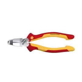 Cleste Wiha pentru electricieni , izolat la 1000 V , TriCut Professional , 170 mm